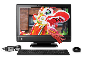 Hp touchsmart 620 3d edition pc_with 3d glasses